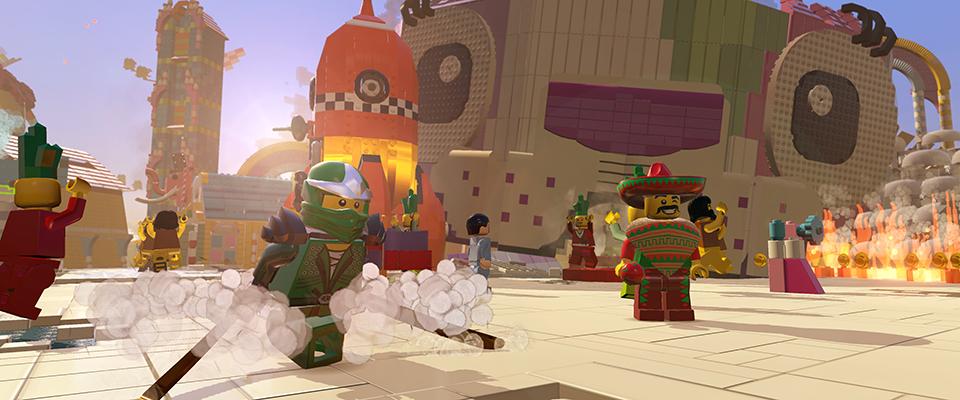LEGO-LaGrandeAventure-LeJeuVideo Multi Editeur 016