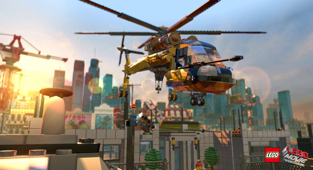 LEGO-LaGrandeAventure-LeJeuVideo Multi Editeur 003