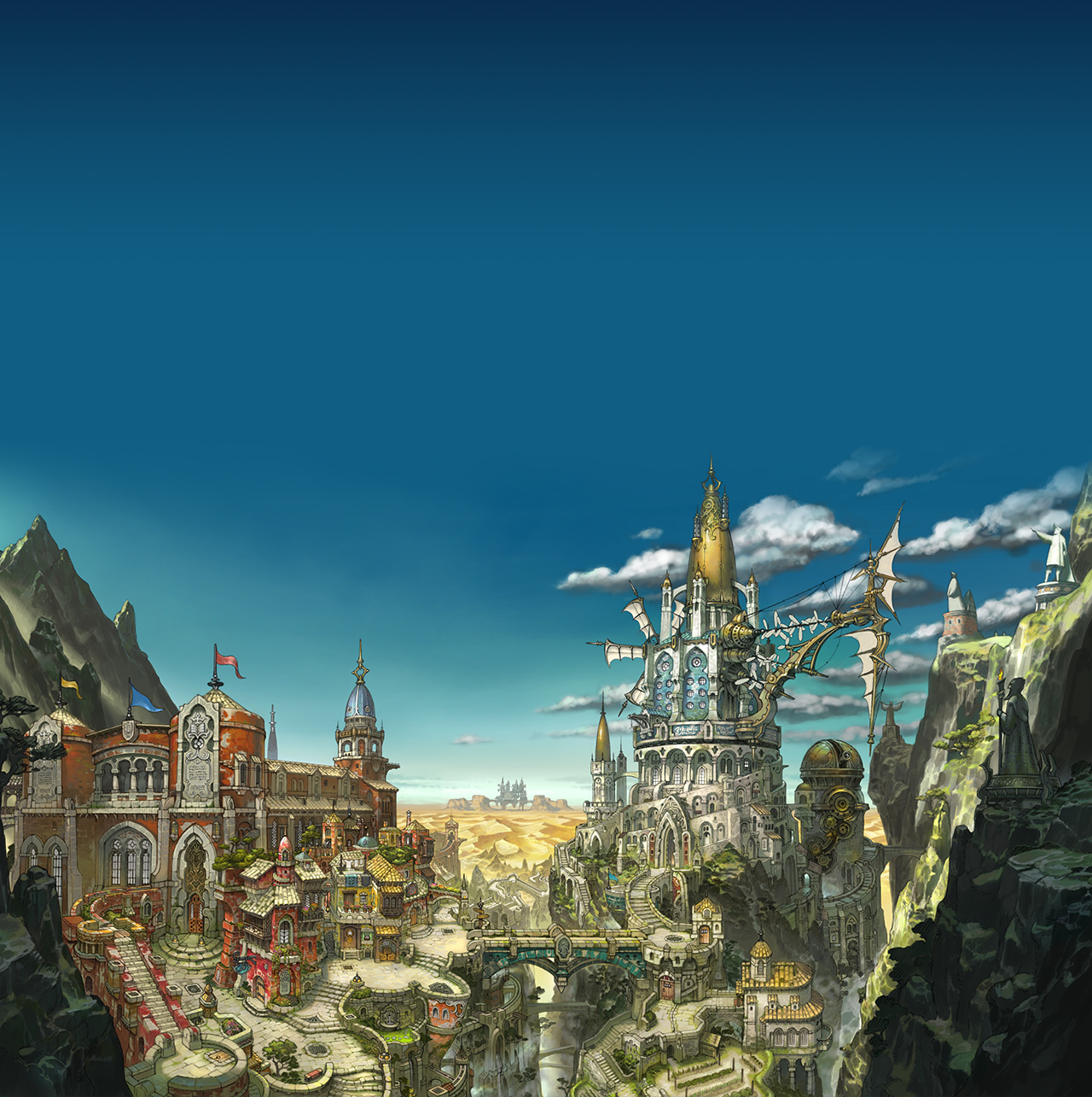 BravelySecond 3DS Visuel 001
