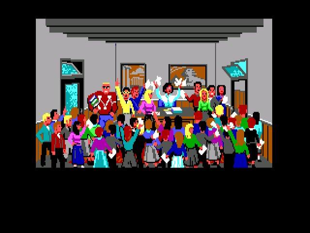 IndianaJonesandtheLastCrusade-TheGraphicAdventure Multi Editeur 003