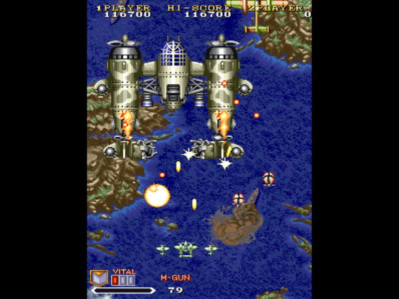 Capcomcollec2 PS2 editeur 001