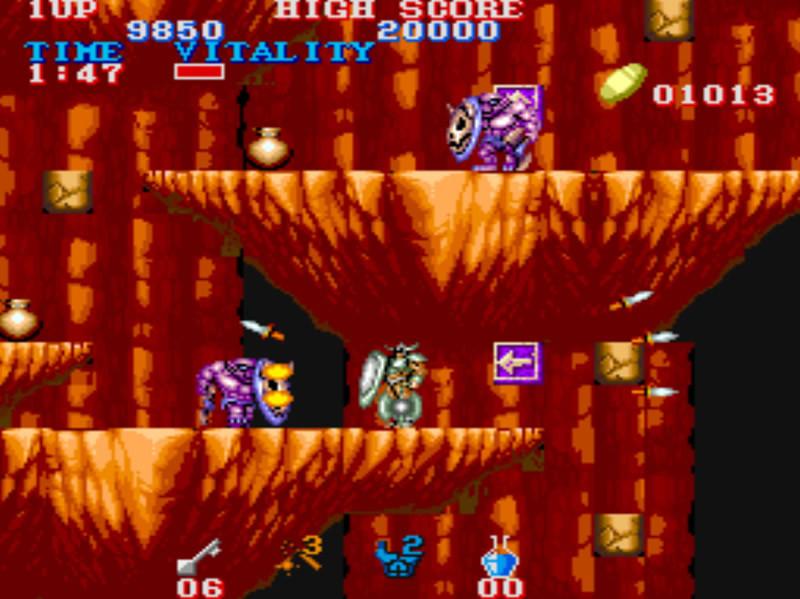 Capcomcollec2 PS2 editeur 002