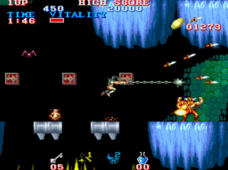 Capcomcollec2 PS2 editeur 003
