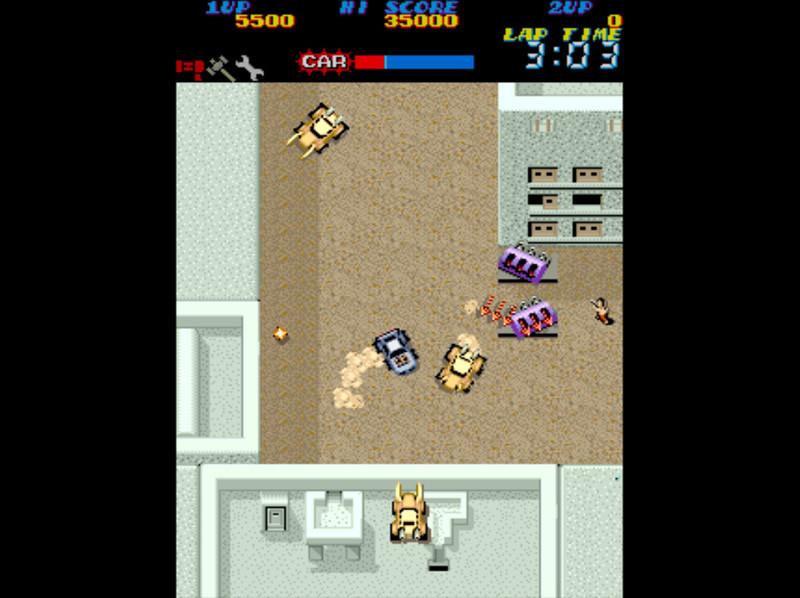 Capcomcollec2 PS2 editeur 012