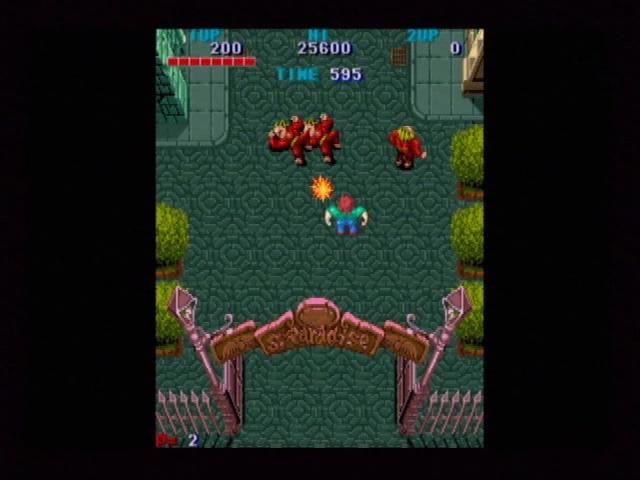 Capcomcollec2 PS2 editeur 020