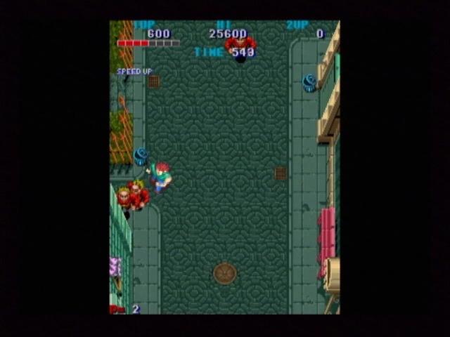 Capcomcollec2 PS2 editeur 021