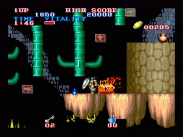 Capcomcollec2 PS2 editeur 026