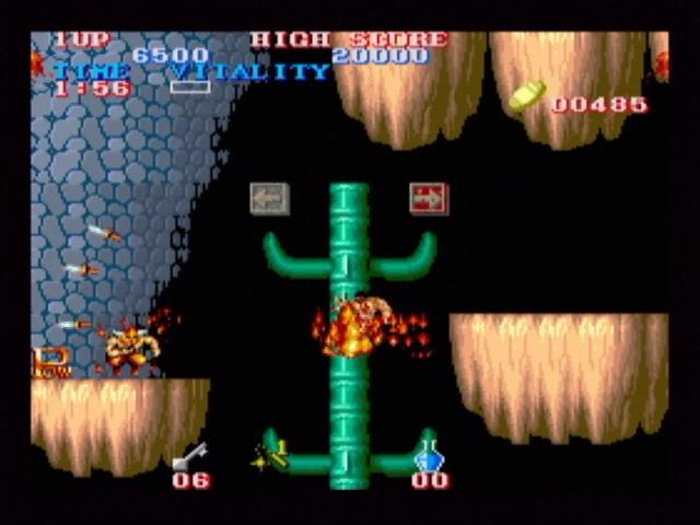Capcomcollec2 PS2 editeur 027
