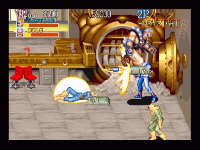 Capcomcollec2 PS2 editeur 031