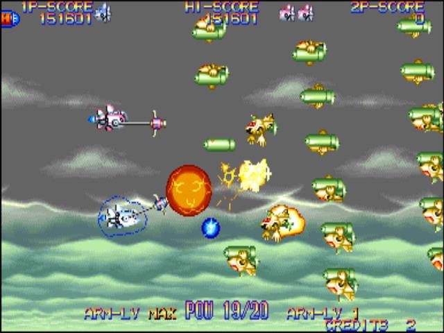 Capcomcollec2 PS2 editeur 037
