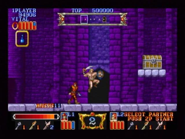 Capcomcollec2 PS2 editeur 050