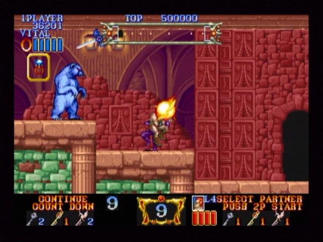 Capcomcollec2 PS2 editeur 052