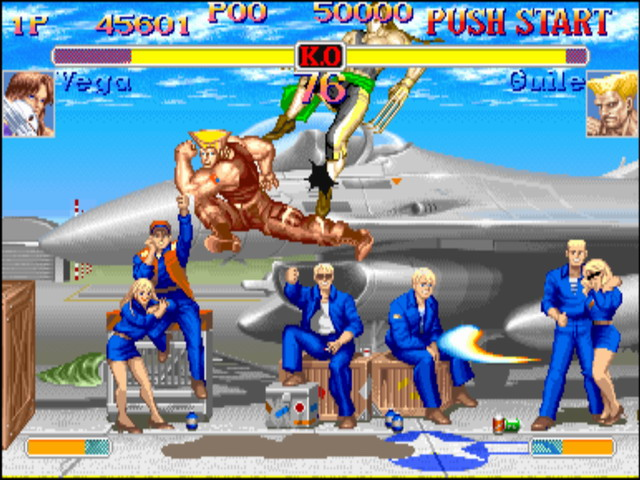 Capcomcollec2 PS2 editeur 066