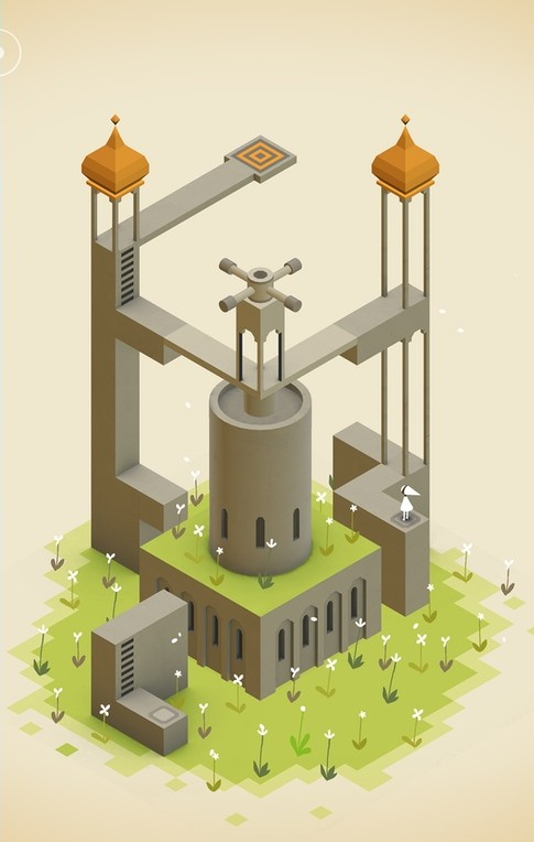 MonumentValley iPad Editeur 001