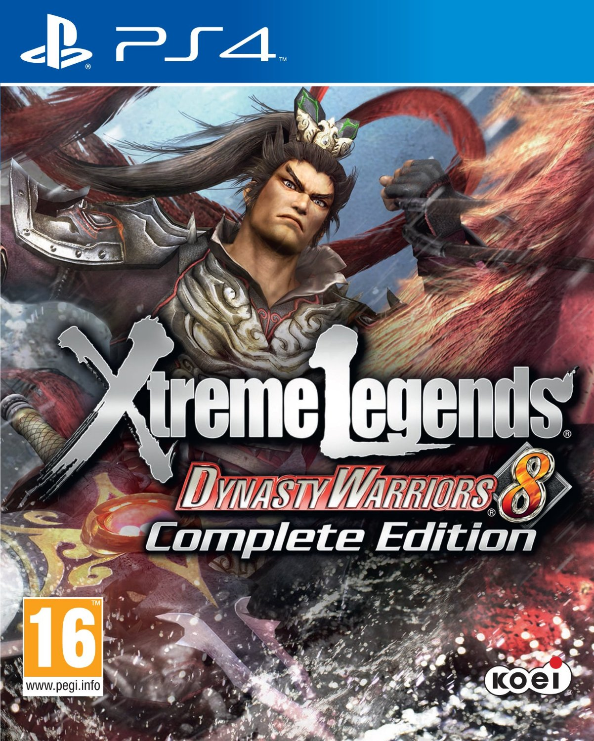 DynastyWarriors8-XtremeLegends PS4 Jaquette 001