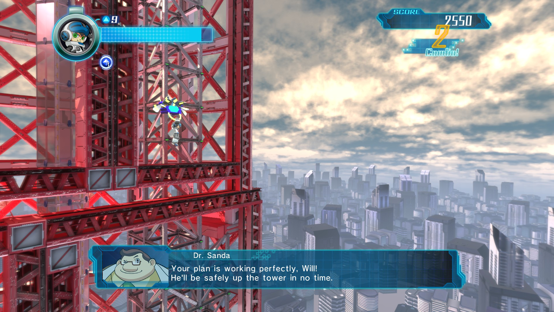 MightyNo.9 PS4 Test 002