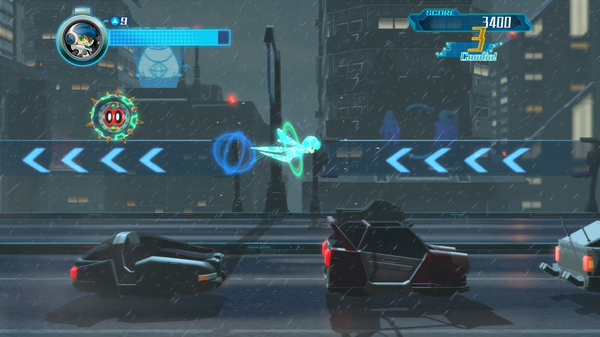 MightyNo.9 PS4 Test 003