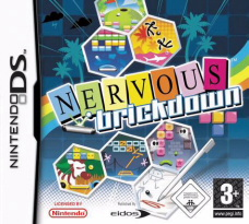 NervousBrickDown DS Jaquette 001