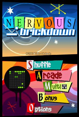 NervousBrickdown DS editeur 003
