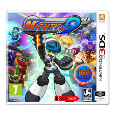 MightyNo.9 3DS Jaquette 001