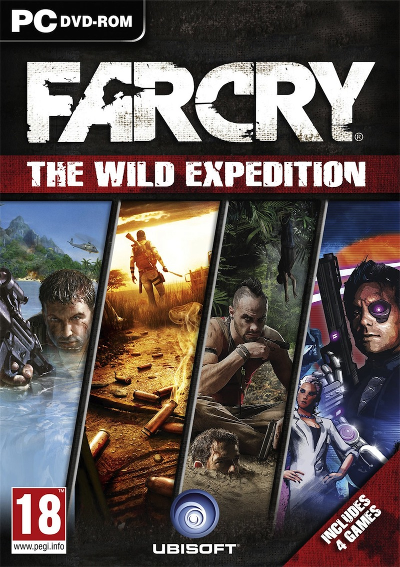 FarCry-TheWildExpedition PC Jaquette 001