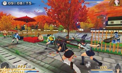 SenranKaguraShinku 3DS Editeur 002