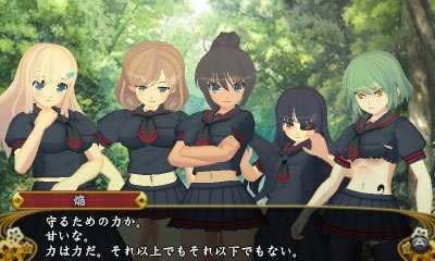 SenranKaguraShinku 3DS Editeur 009