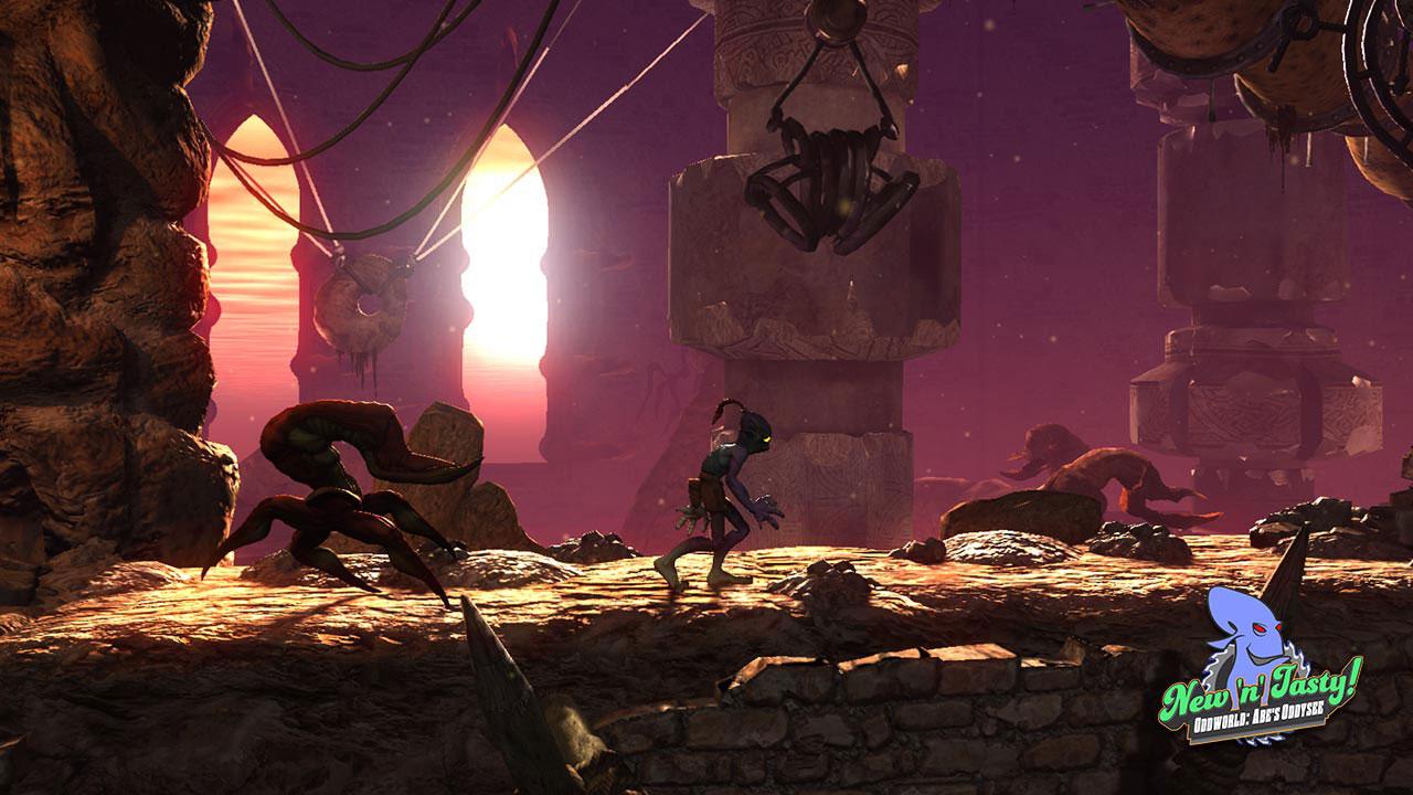 Oddworld-New-n-Tasty- PS4 Test 007