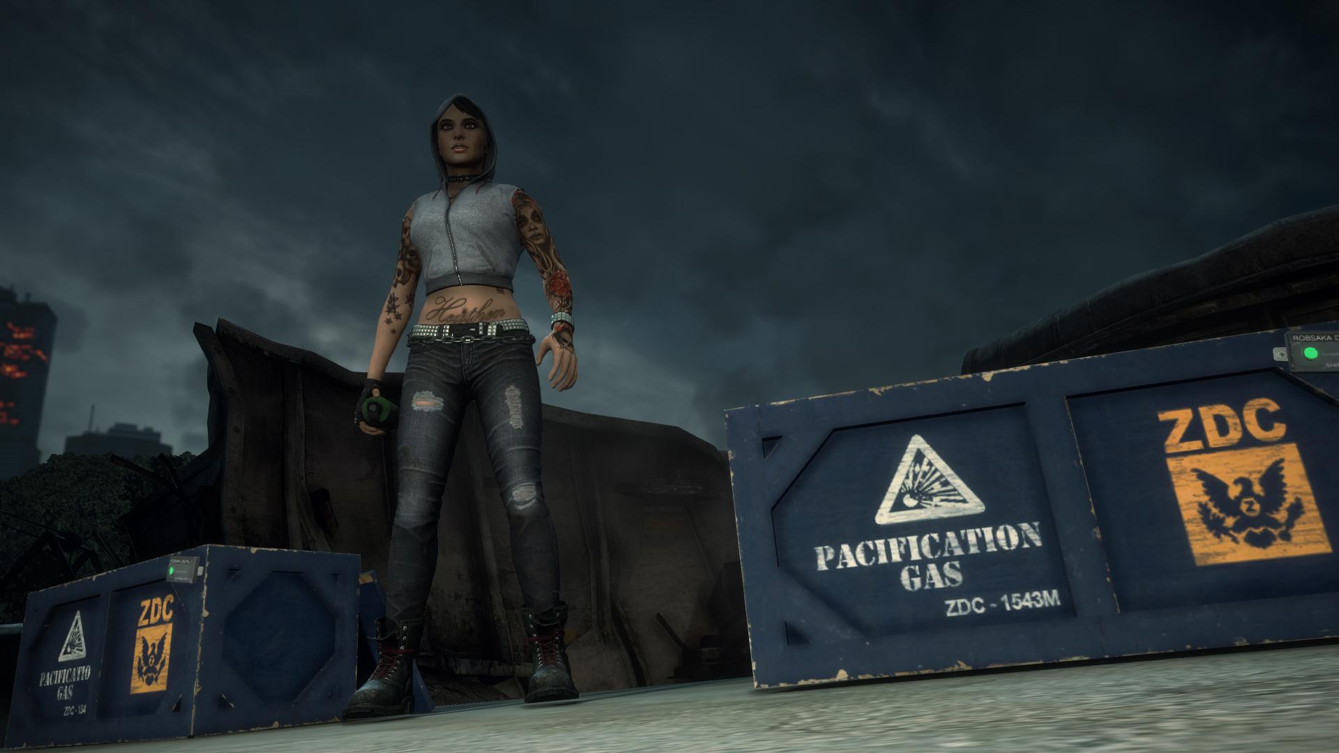 DeadRising3-FallenAngel Xbox One Editeur 009