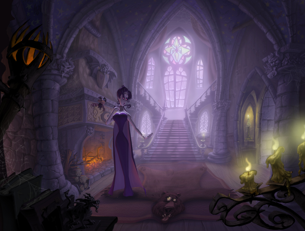 A Vampyre Story PC 07