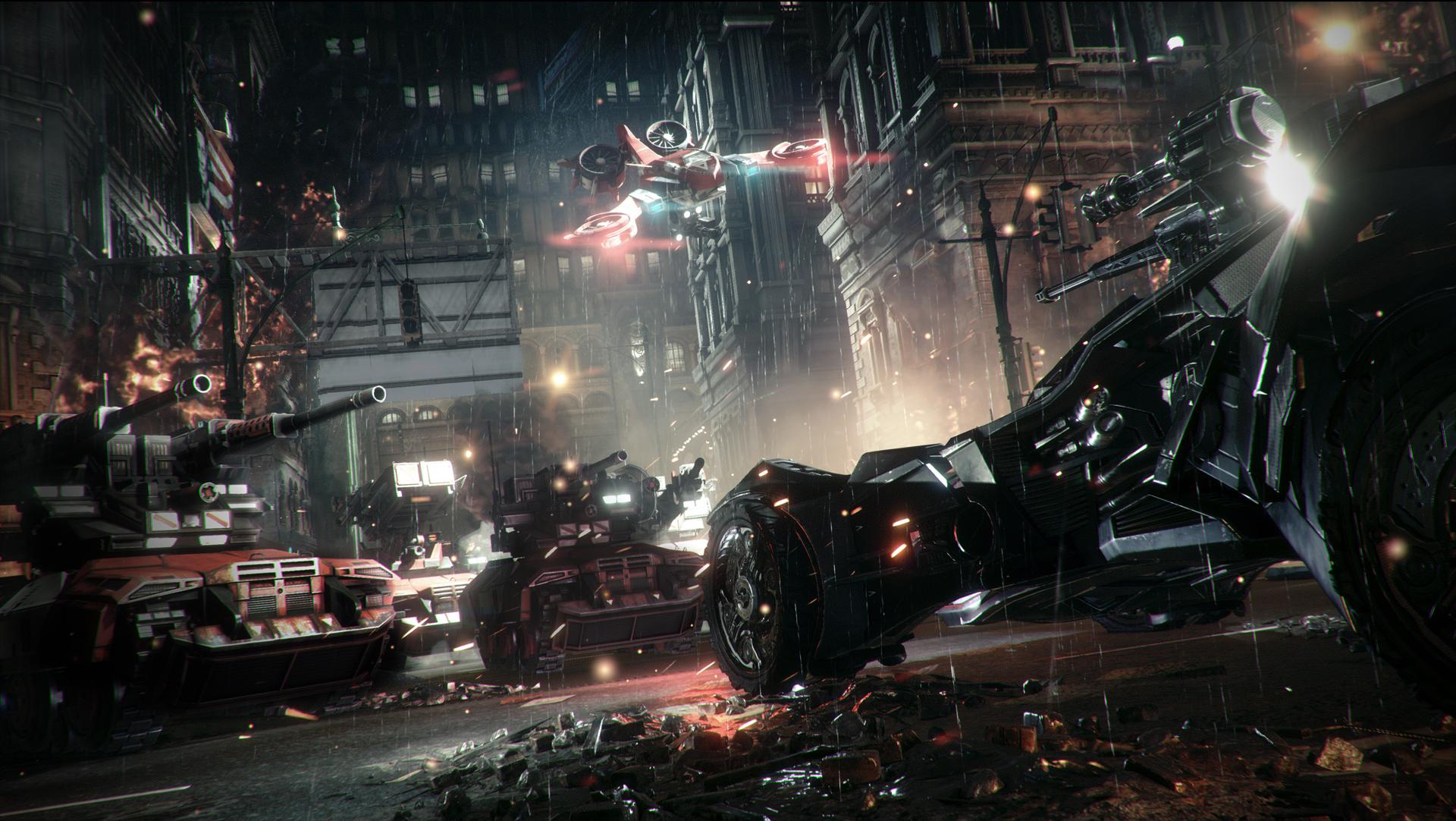 Batman-ArkhamKnight PC Editeur 028