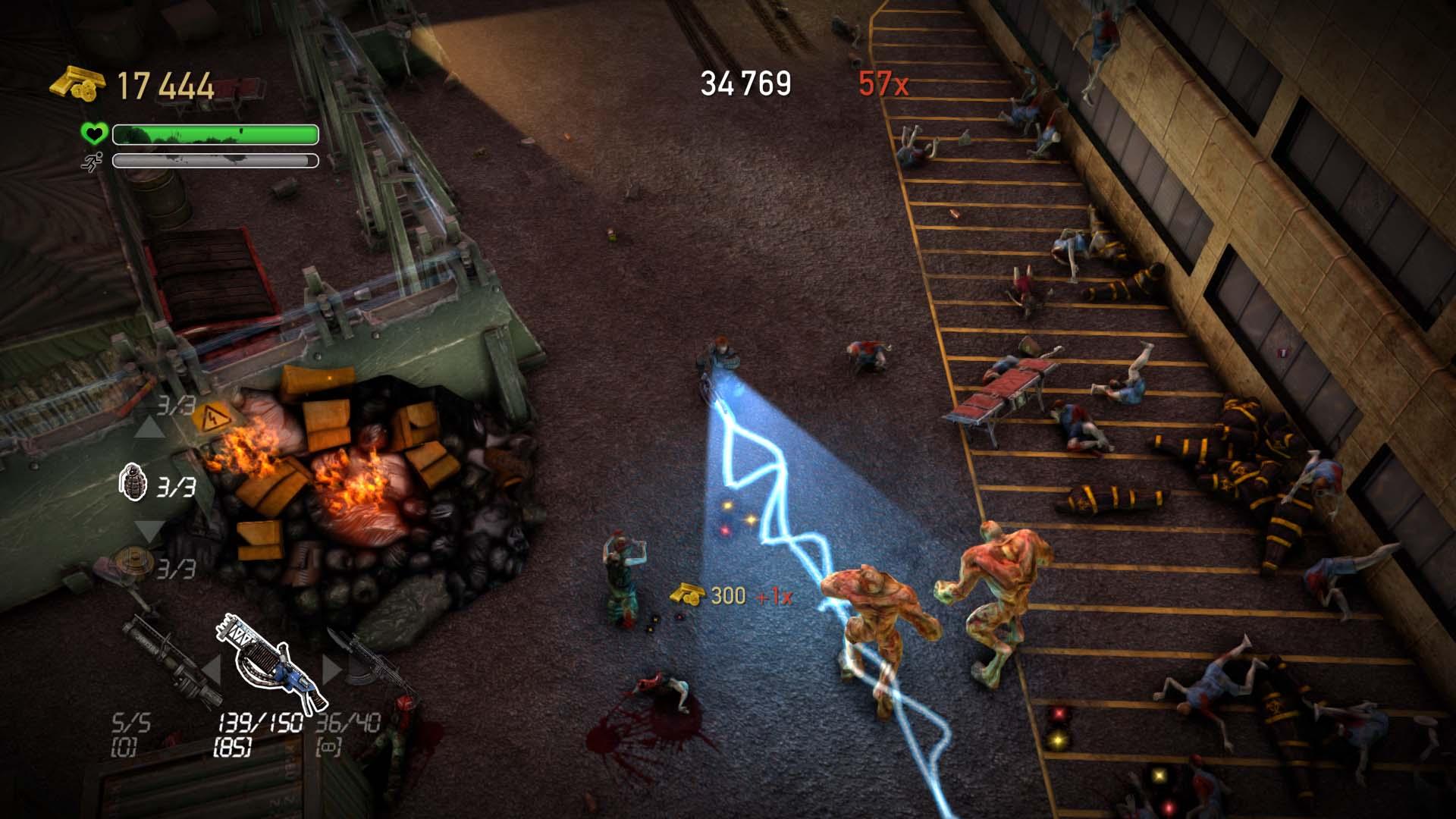 DeadNation-ApocalypseEdition PS4 Editeur 013