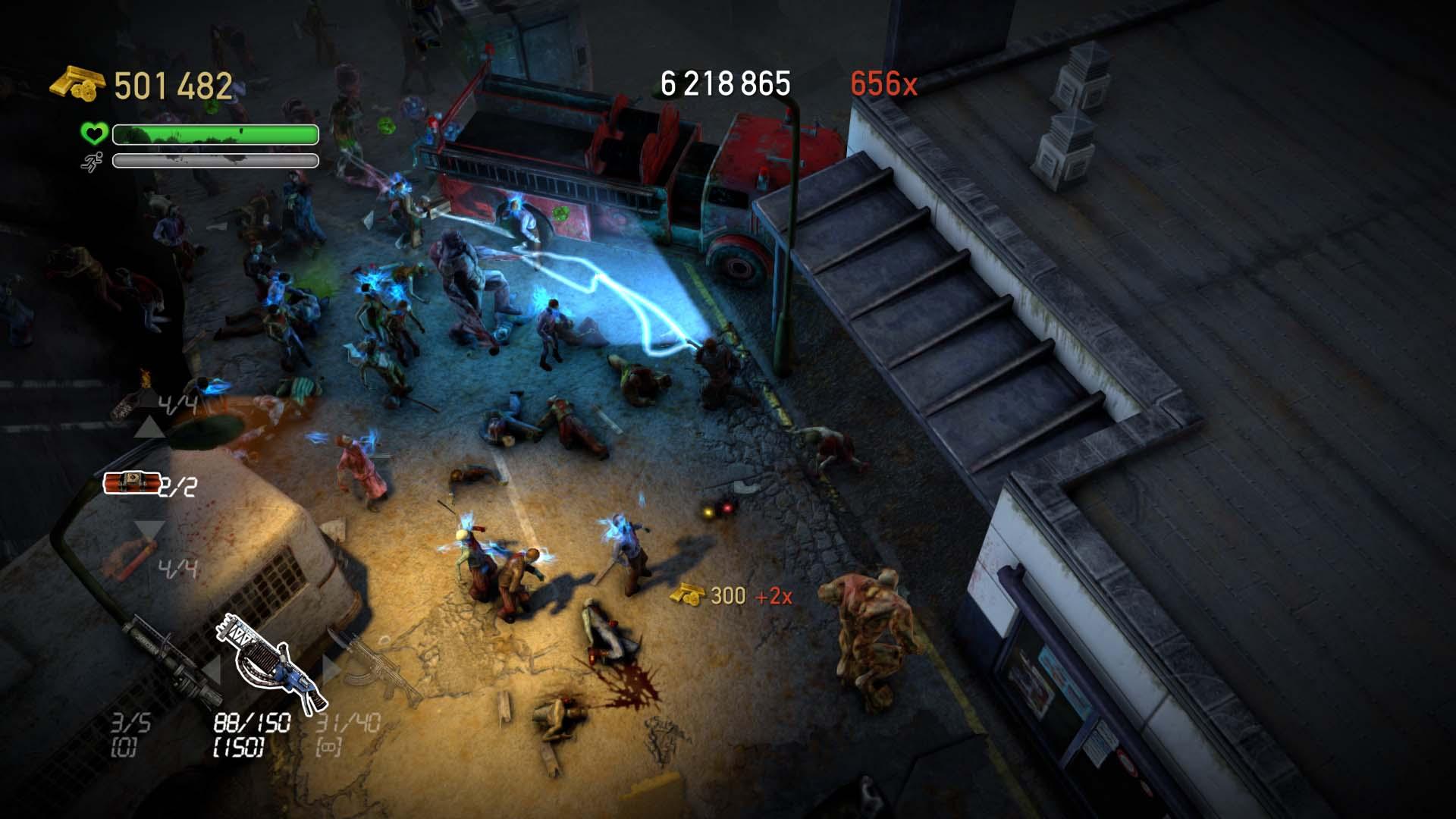 DeadNation-ApocalypseEdition PS4 Editeur 017