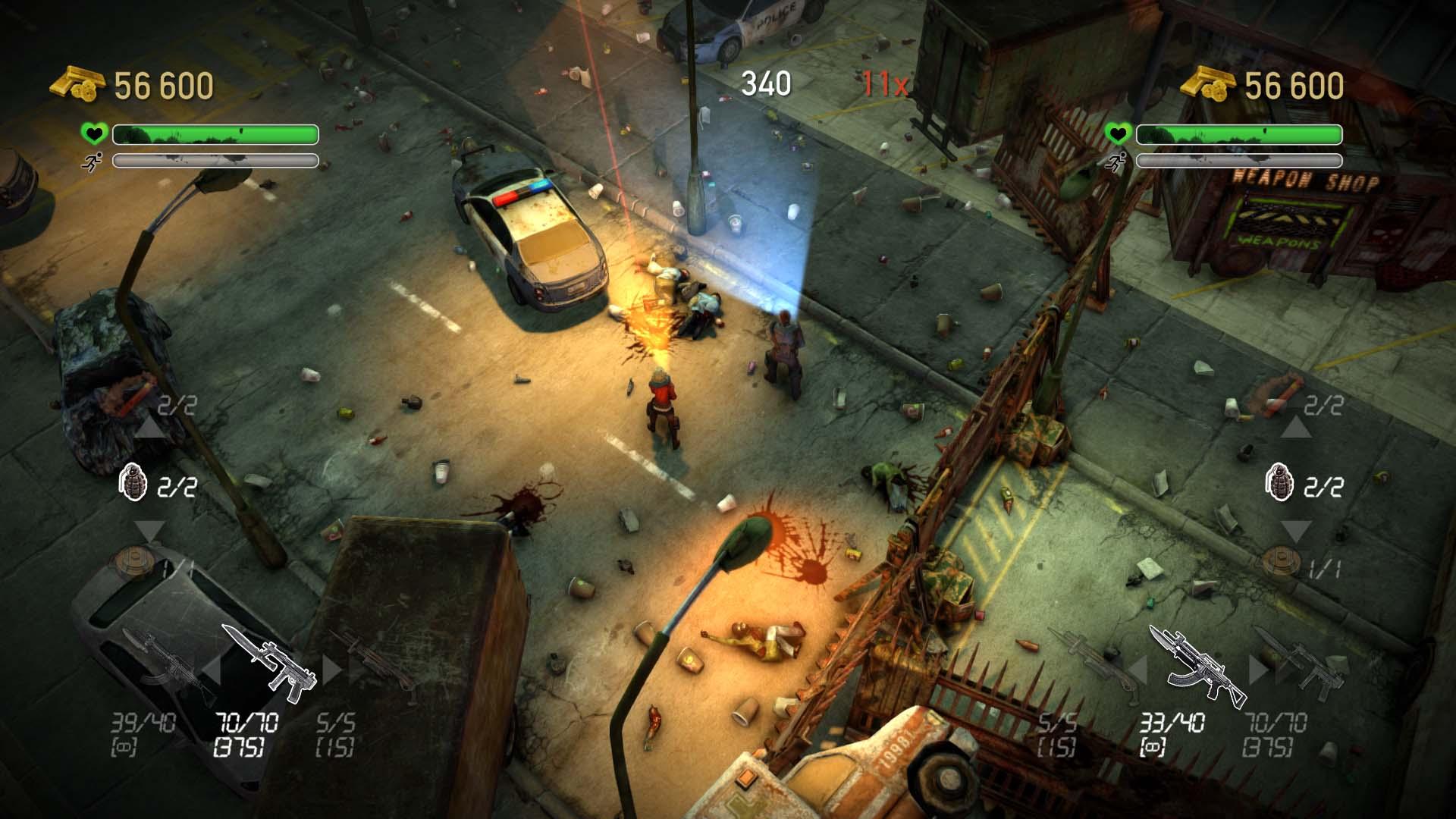 DeadNation-ApocalypseEdition PS4 Editeur 022