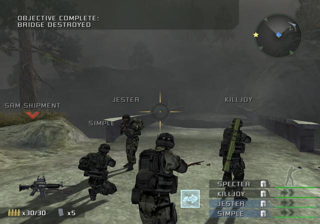 SOCOM USNavySealsCA PS2 Ed009