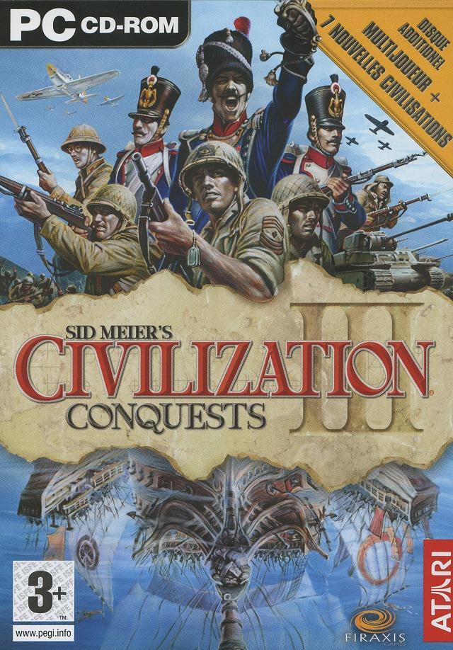 Civilization III : Conquests