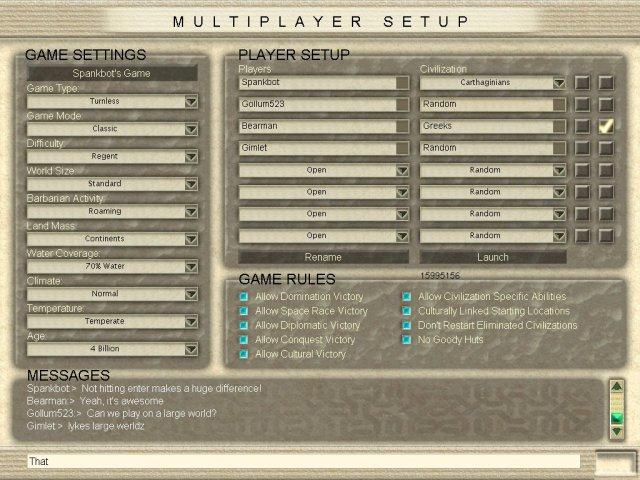 CivilizationIII-PlaytheWorld PC Editeur 001