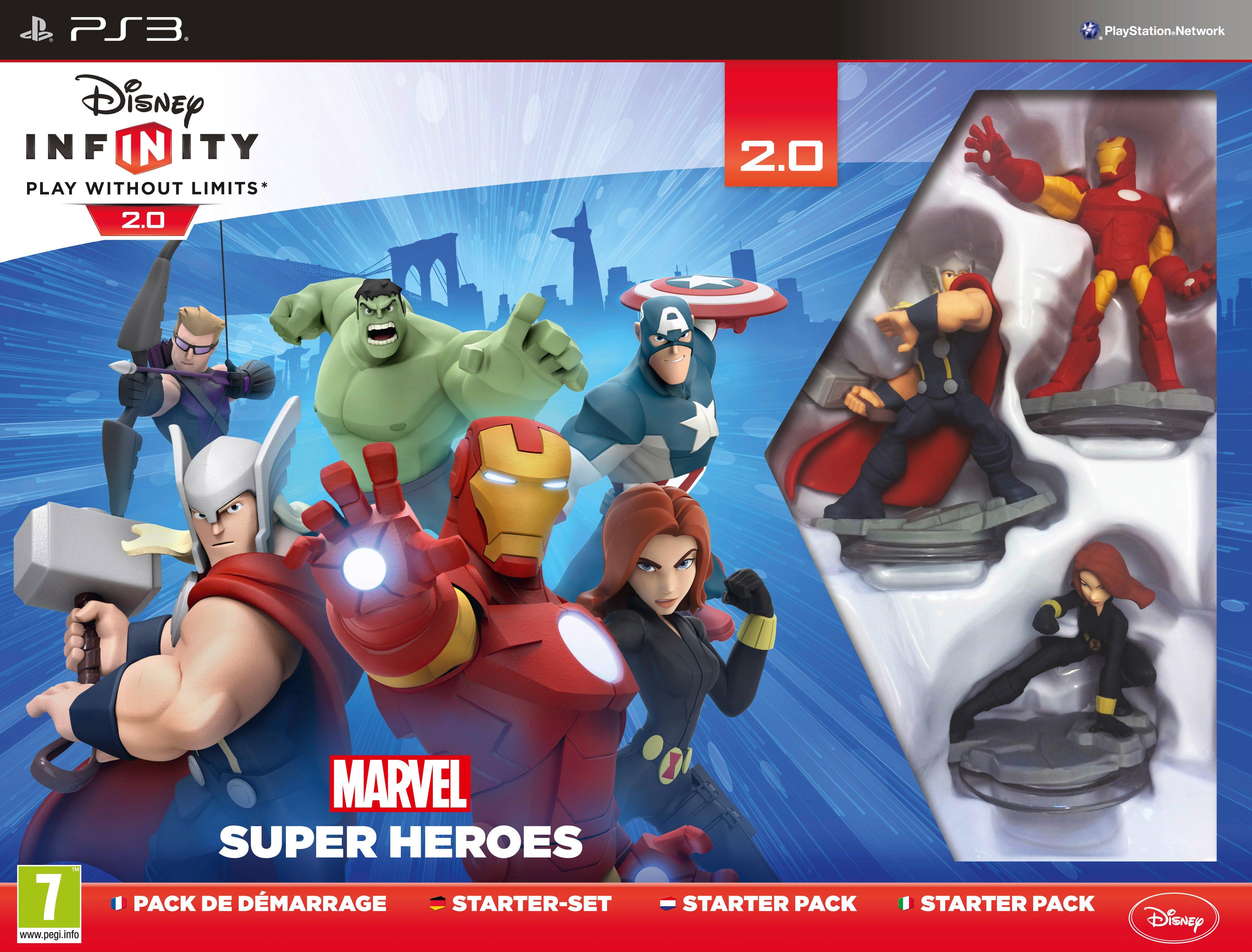 Disney Infinity 2.0 : Marvel Super Heroes