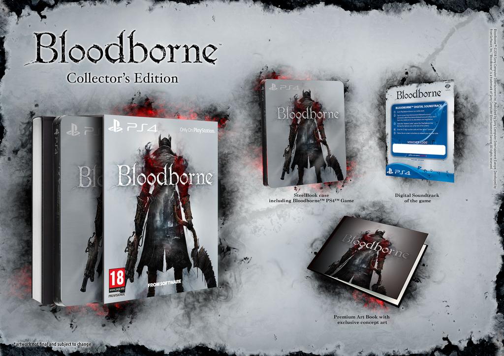 Bloodborne PS4 Div 001