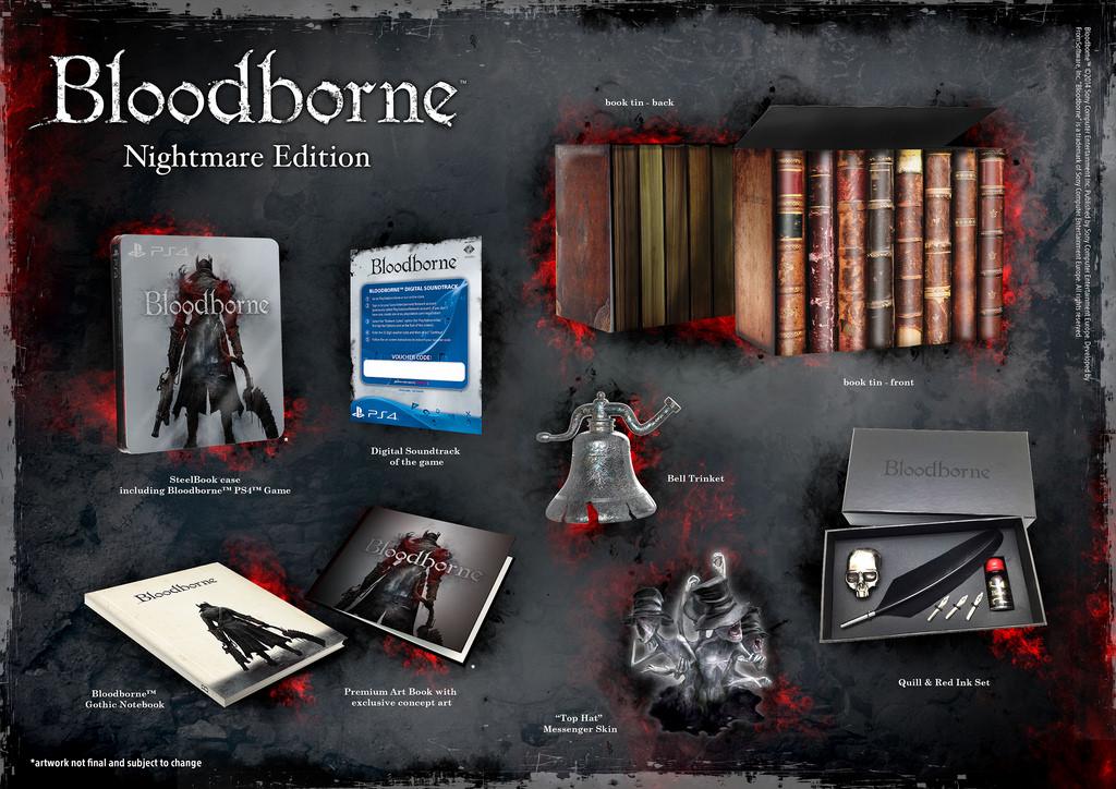 Bloodborne PS4 Div 002