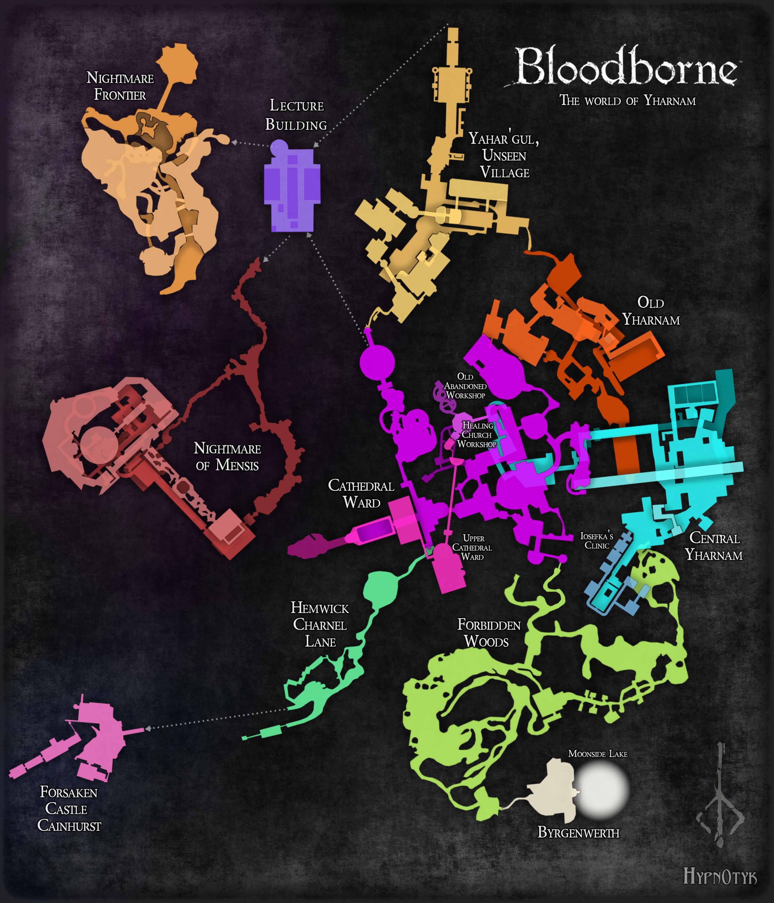 Bloodborne PS4 Div 019