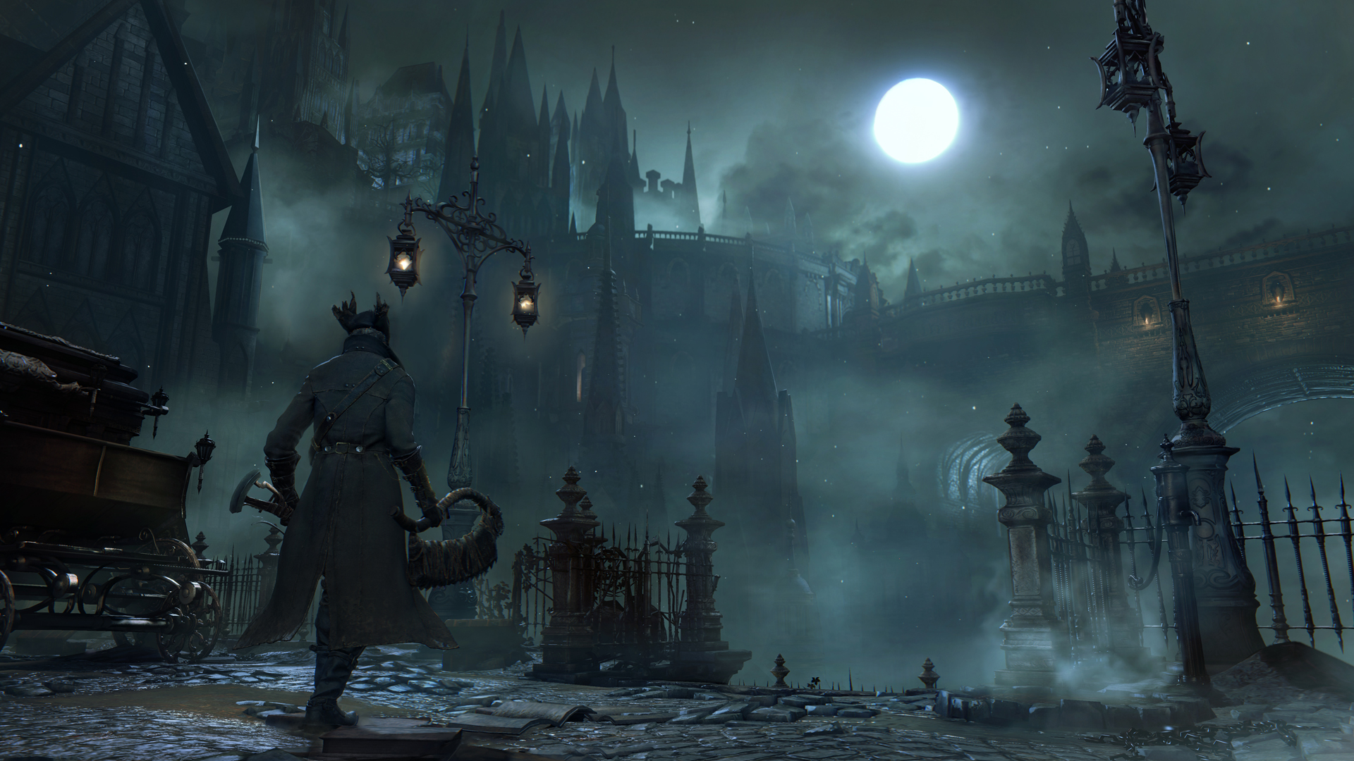Bloodborne PS4 Editeur 003