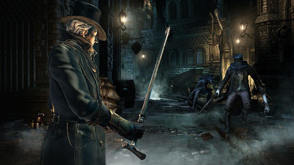 Bloodborne PS4 Editeur 005