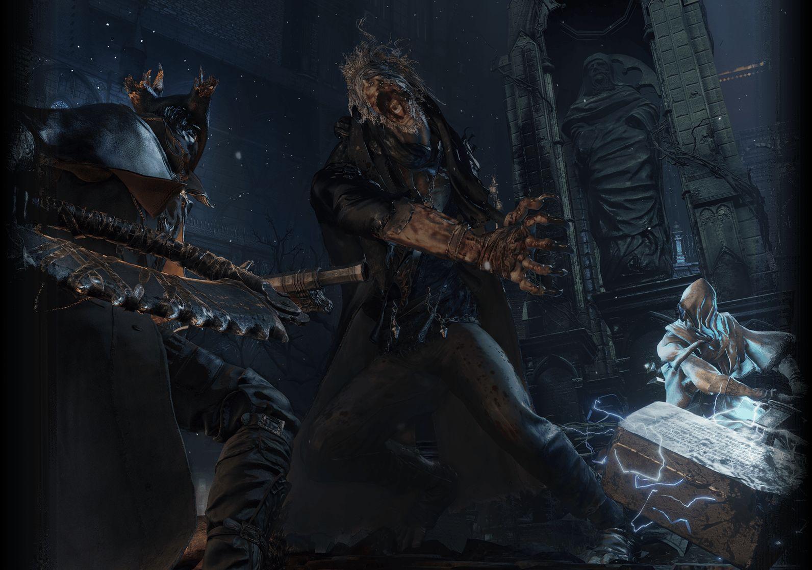 Bloodborne PS4 Editeur 014