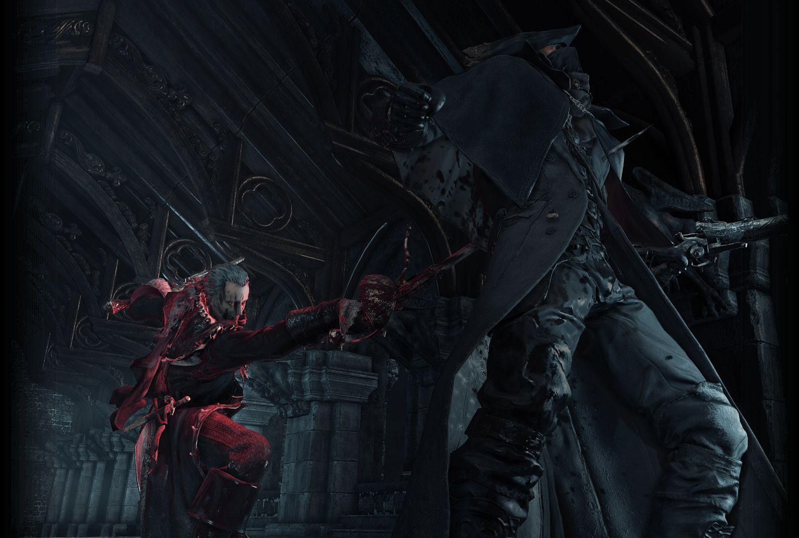 Bloodborne PS4 Editeur 015