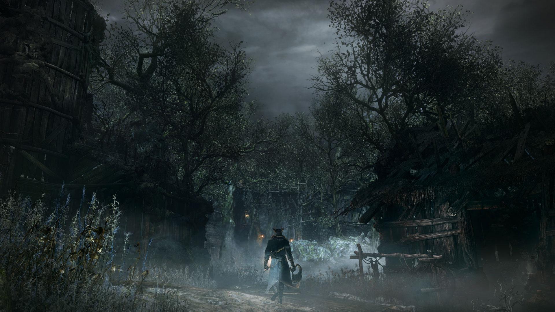 Bloodborne PS4 Test 001
