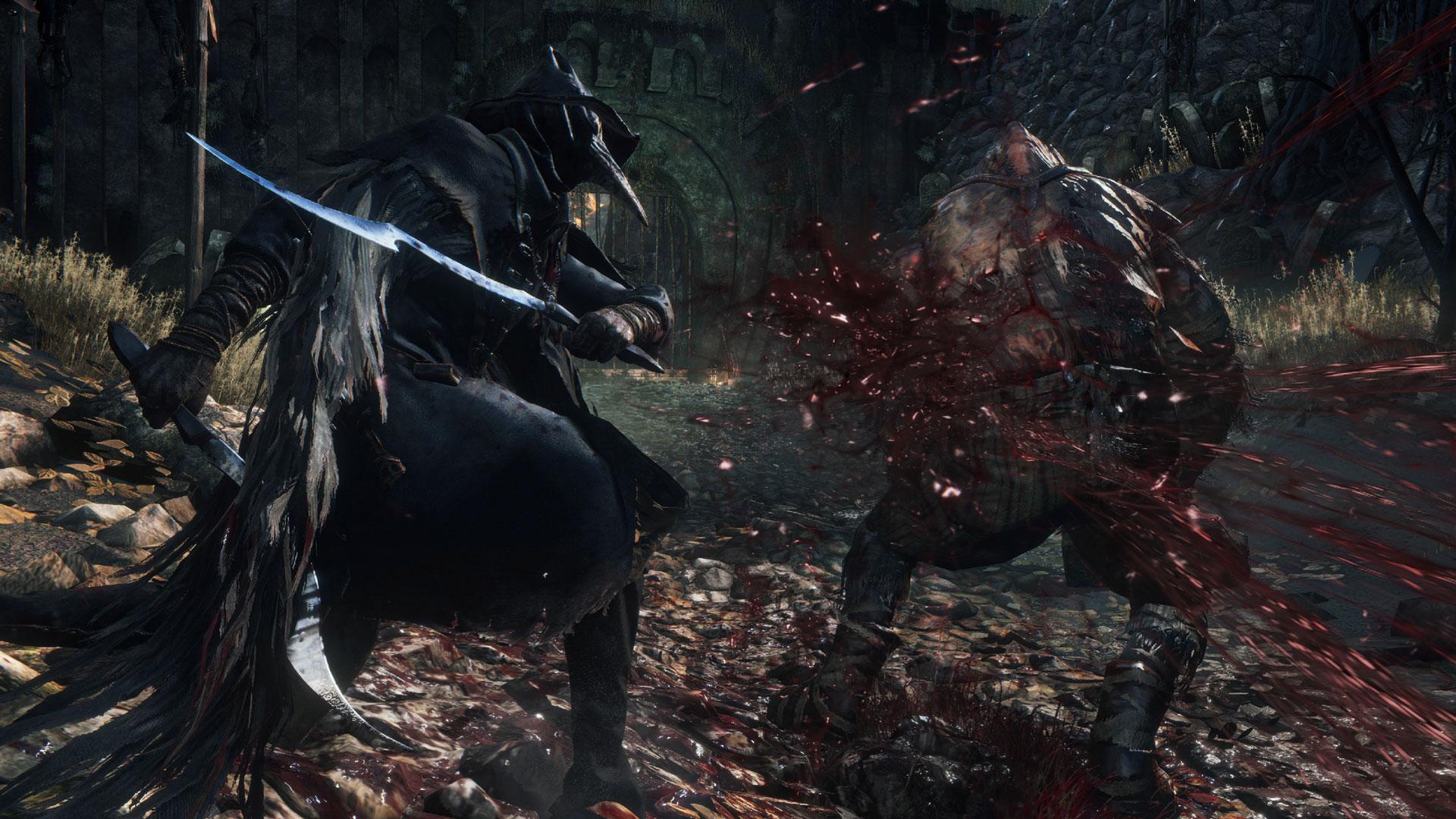 Bloodborne PS4 Test 003
