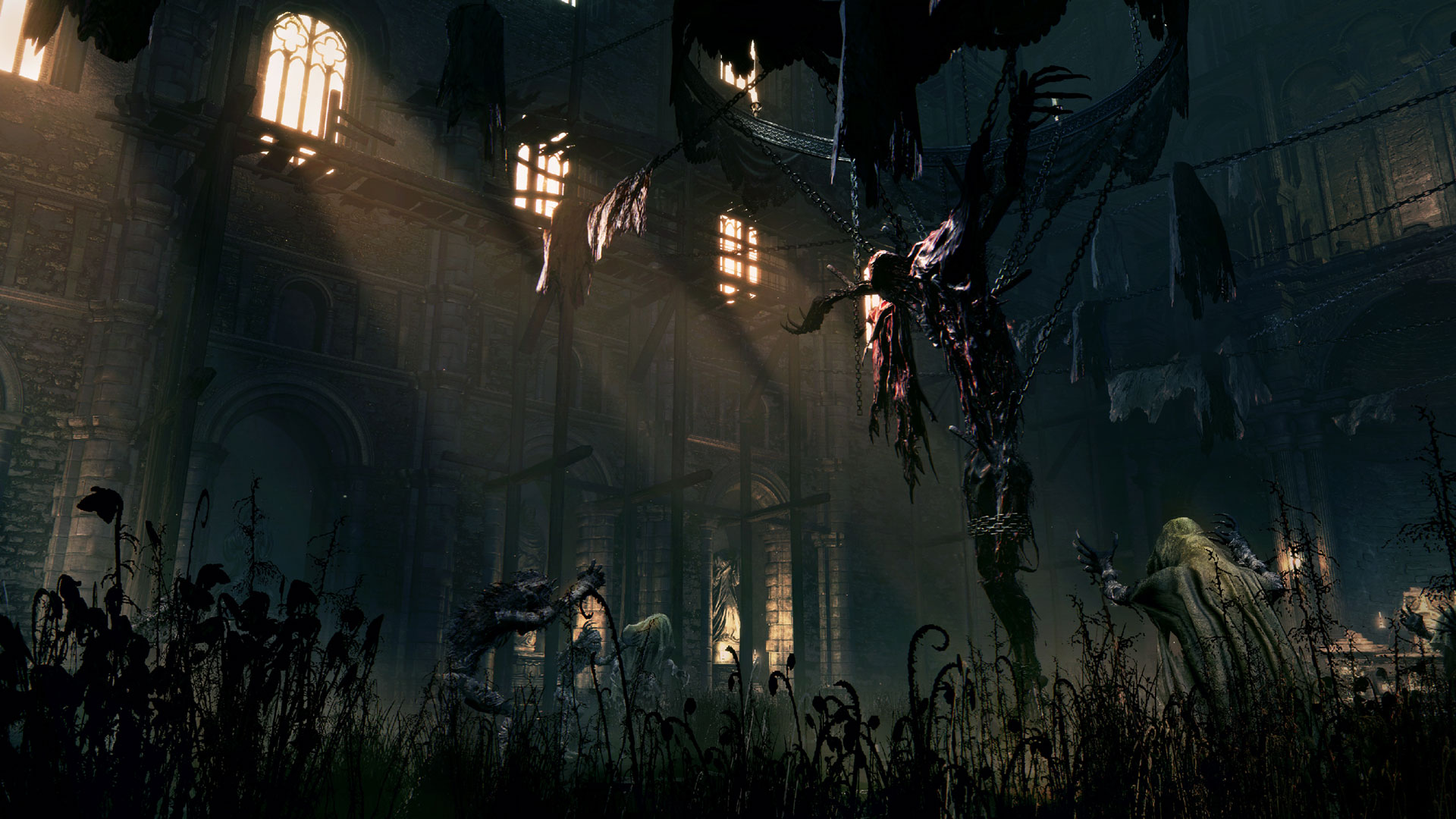 Bloodborne PS4 Test 007