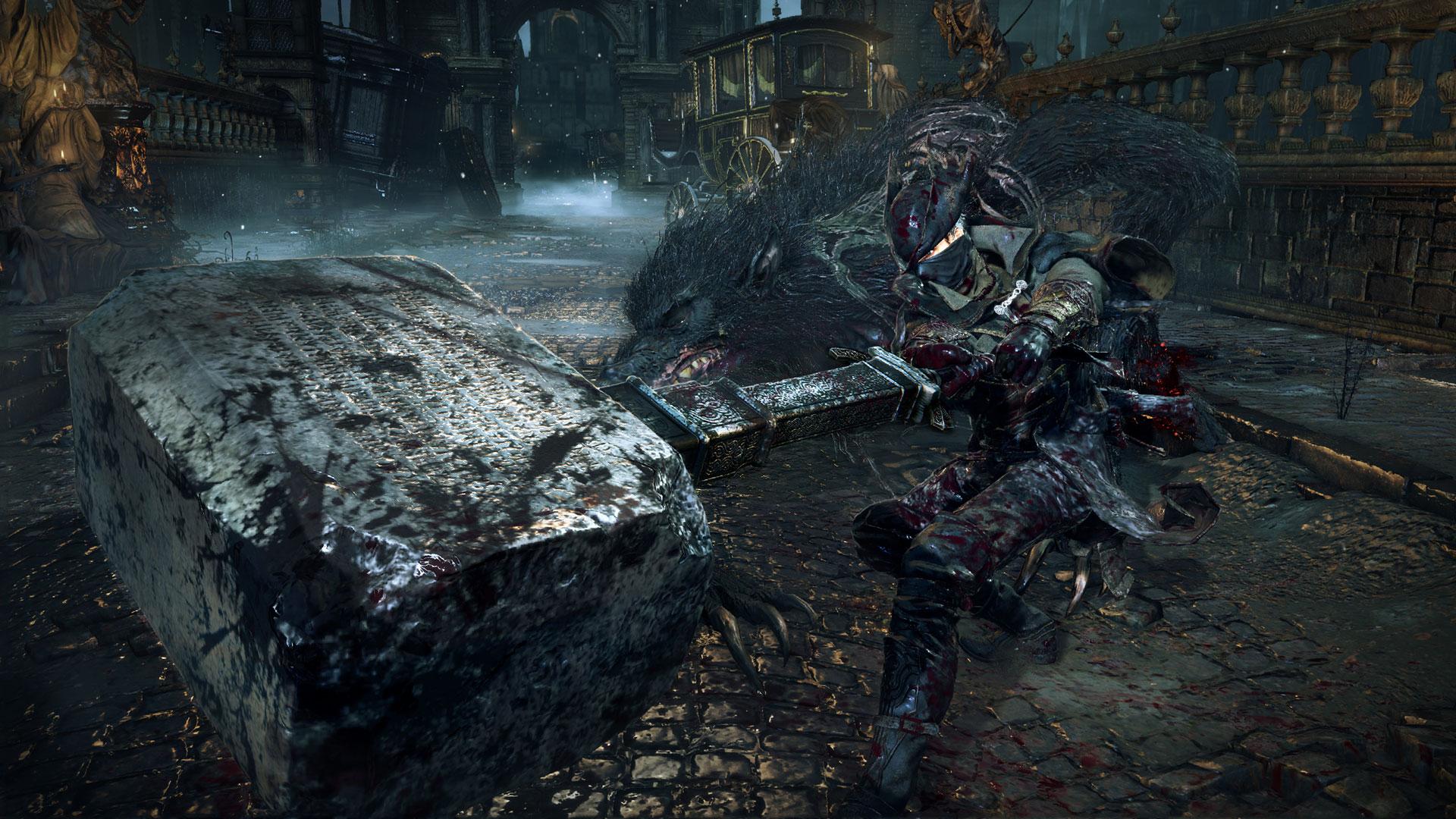 Bloodborne PS4 Test 009