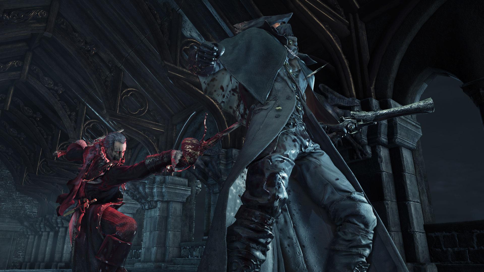 Bloodborne PS4 Test 014